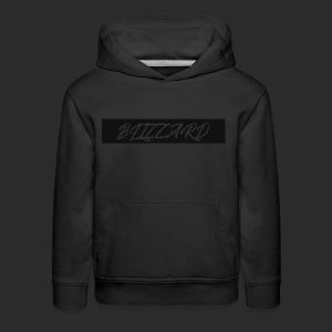 QuickSilver Blizzard Shirt - Kids' Premium Hoodie