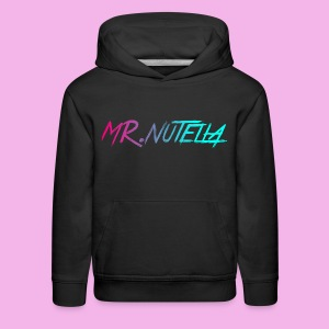 MR.nutella merch - Kids' Premium Hoodie