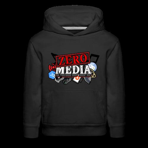 ZeroMedia SHIRT - Kids' Premium Hoodie