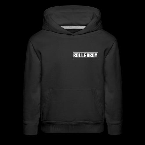 Exclusive ROLLERBOY NAME LABLE - Kids' Premium Hoodie
