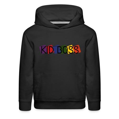 Kid Boss - Kids' Premium Hoodie