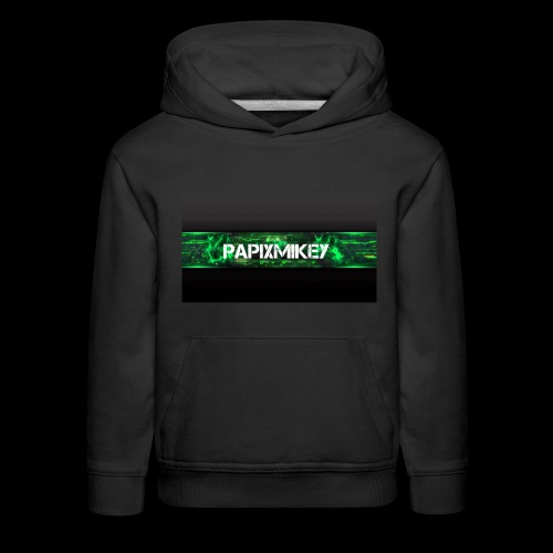 YouTube Name - Kids' Premium Hoodie