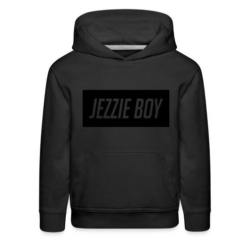Jezzie Boy Hoodie - Kids' Premium Hoodie