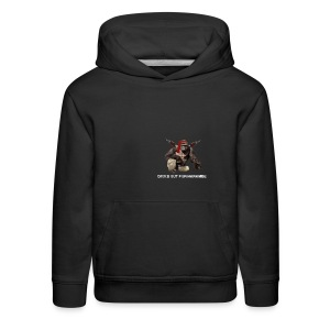 dicks out for harambe - Kids' Premium Hoodie