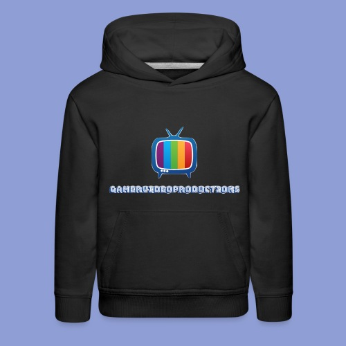 GamerVideoProductions Kid's Merch - Kids' Premium Hoodie