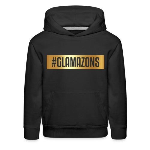 #Glamazons Hoodie - Kids' Premium Hoodie