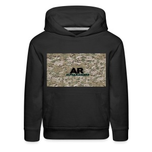 Alpha Ranger Apperal - Kids' Premium Hoodie