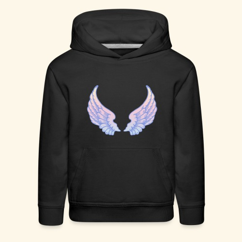 choose ur flight - Kids' Premium Hoodie