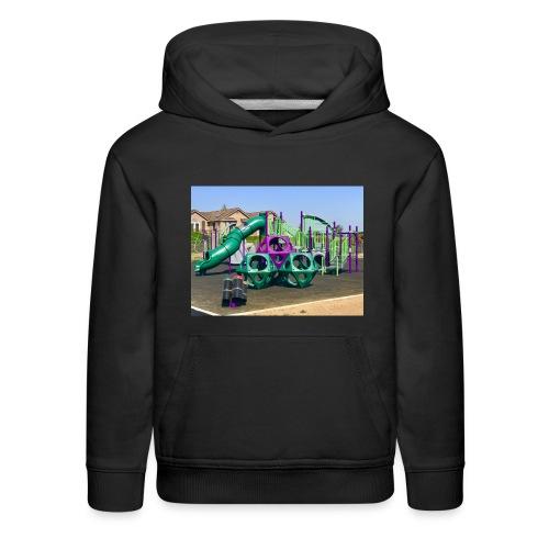 Awesome playground - Kids' Premium Hoodie
