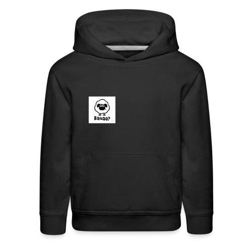 baabaa merch - Kids' Premium Hoodie