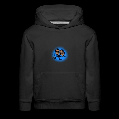 Smaller No Text Logo - Kids' Premium Hoodie