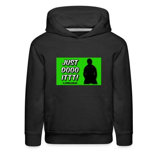 AIE Just Do It - Kids' Premium Hoodie
