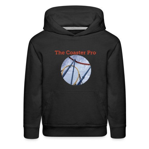 The Coaster Pro (Superman and Green Lantern) - Kids' Premium Hoodie