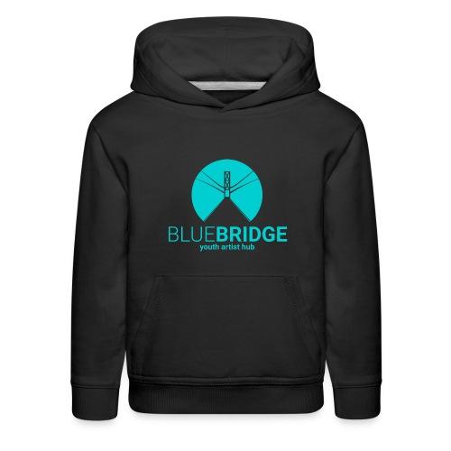 Blue Bridge - Kids' Premium Hoodie