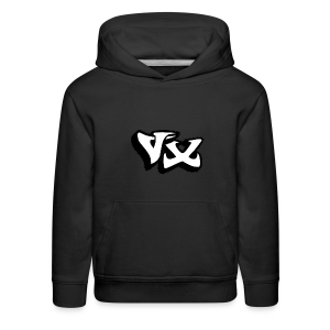 VorteX Emblem - Kids' Premium Hoodie