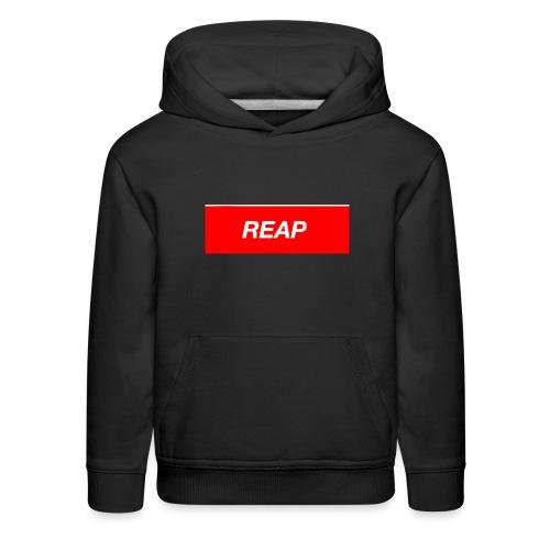 Supreme Reap - Kids' Premium Hoodie