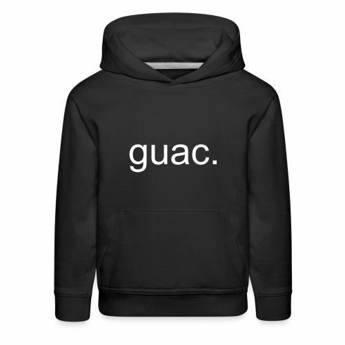 guac. - Kids' Premium Hoodie