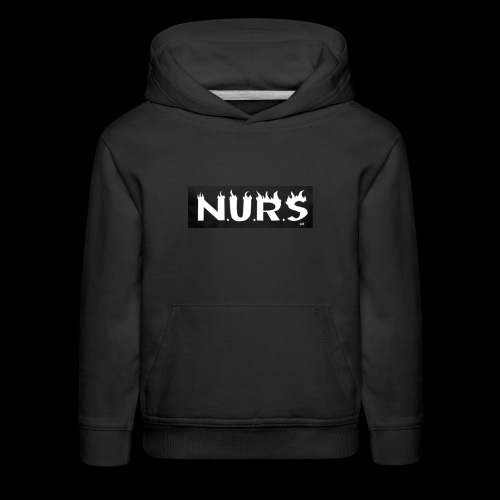 NURS - Kids' Premium Hoodie