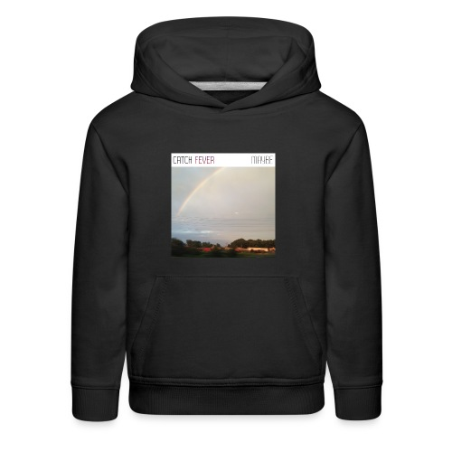 Catch Fever Maybe Single Cover - Kids' Premium Hoodie