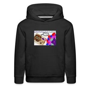Im Cute Merchandise - Kids' Premium Hoodie