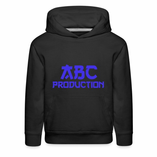 abc production - Kids' Premium Hoodie