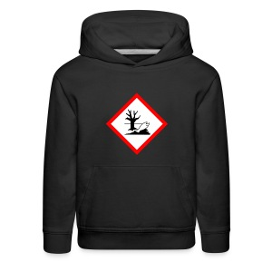 danger for the environment - Kids' Premium Hoodie