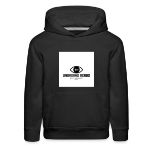 underground establishment - Kids' Premium Hoodie