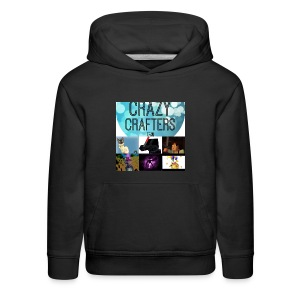 The crazy crafters - Kids' Premium Hoodie