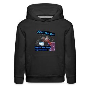 fearTheHatShirt - Kids' Premium Hoodie