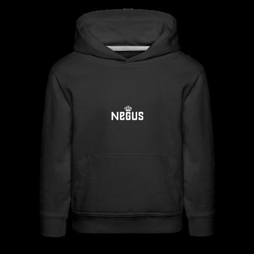 Negus - Kids' Premium Hoodie