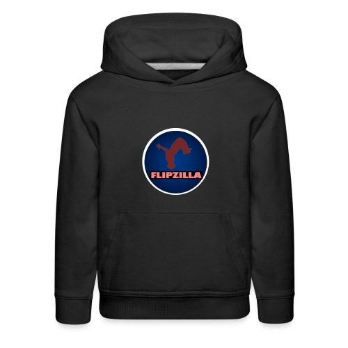 flipzilla - Kids' Premium Hoodie
