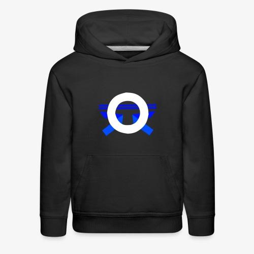 AggeTwitch Logo Big - Kids' Premium Hoodie