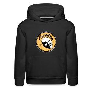 Cavallino Hair Care Logo - Kids' Premium Hoodie