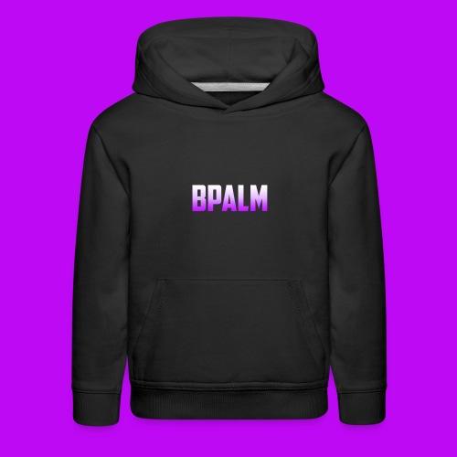 Original BPalm Logo - Kids' Premium Hoodie