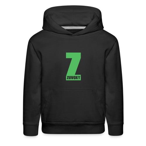 Classic Z - Kids' Premium Hoodie