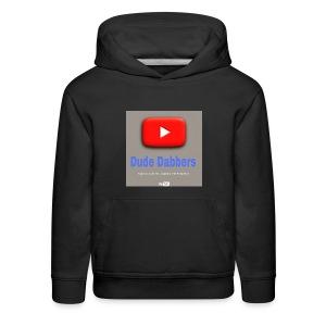 Dude Dabbers special 100 sub accessories - Kids' Premium Hoodie