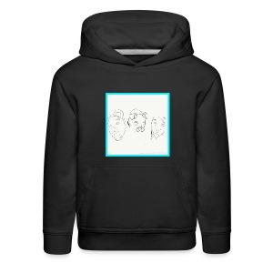 Cartoons - Kids' Premium Hoodie