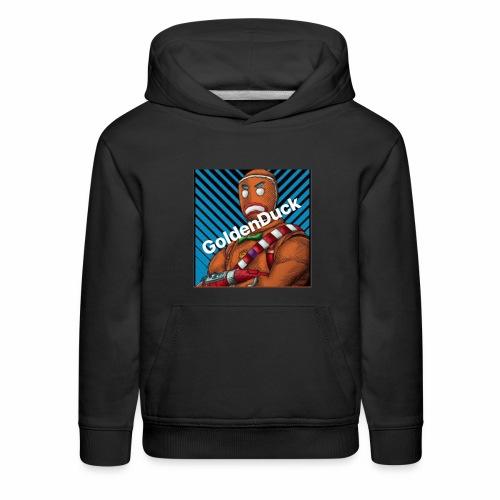 goldenduck merch - Kids' Premium Hoodie