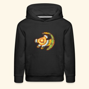 It is time - Kids' Premium Hoodie