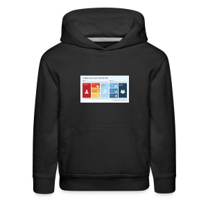 6806 01 business excellence model efqm 9 - Kids' Premium Hoodie