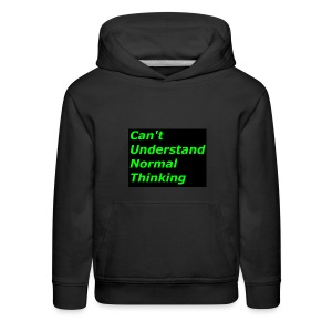 what C*** stands for - Kids' Premium Hoodie