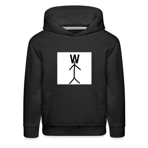 The Walking W - Kids' Premium Hoodie