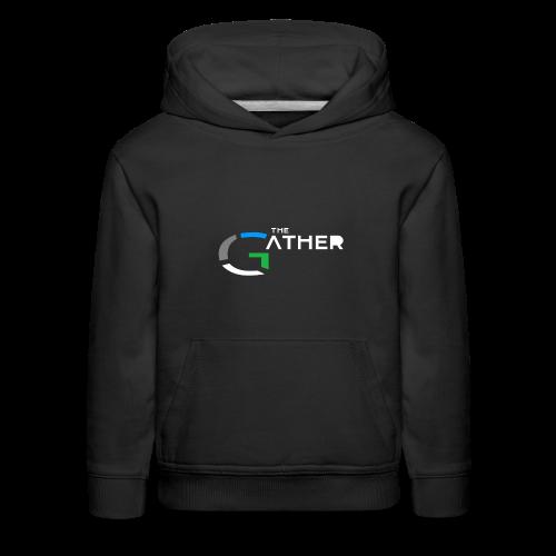 The Gather Logo - Kids' Premium Hoodie