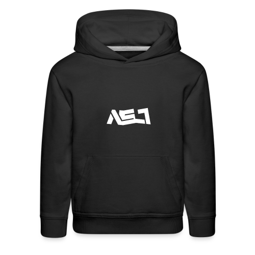 Our Signature NSL Team Logo - Kids' Premium Hoodie