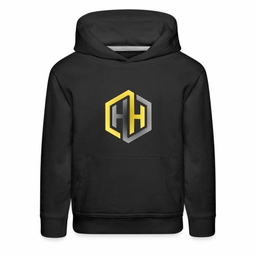 Hexaria Healers - Kids' Premium Hoodie