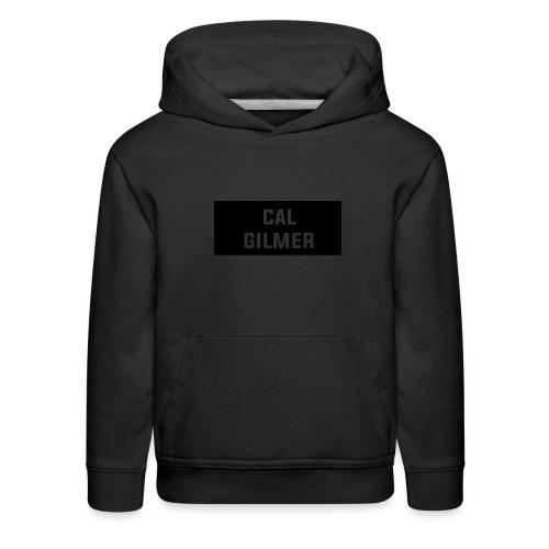 cal merch - Kids' Premium Hoodie