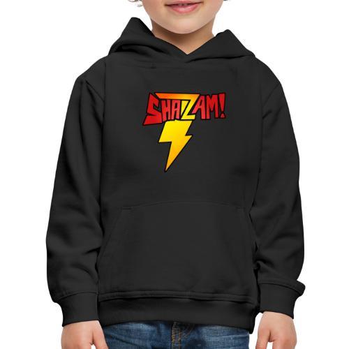 TheComicHQ - SHAZAM! - Kids' Premium Hoodie