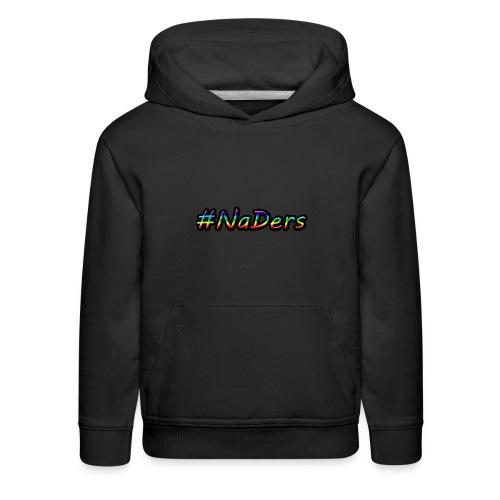 #NaDers (Rainbow) - Kids' Premium Hoodie