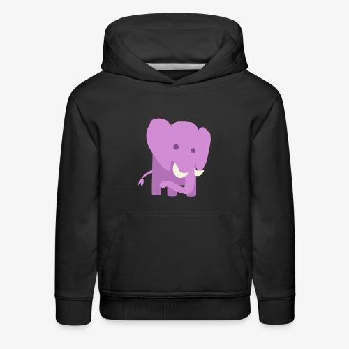 Elephant - Kids' Premium Hoodie