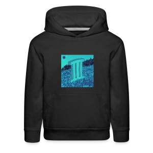 Currensy PilotTalk3 Artwork - Kids' Premium Hoodie